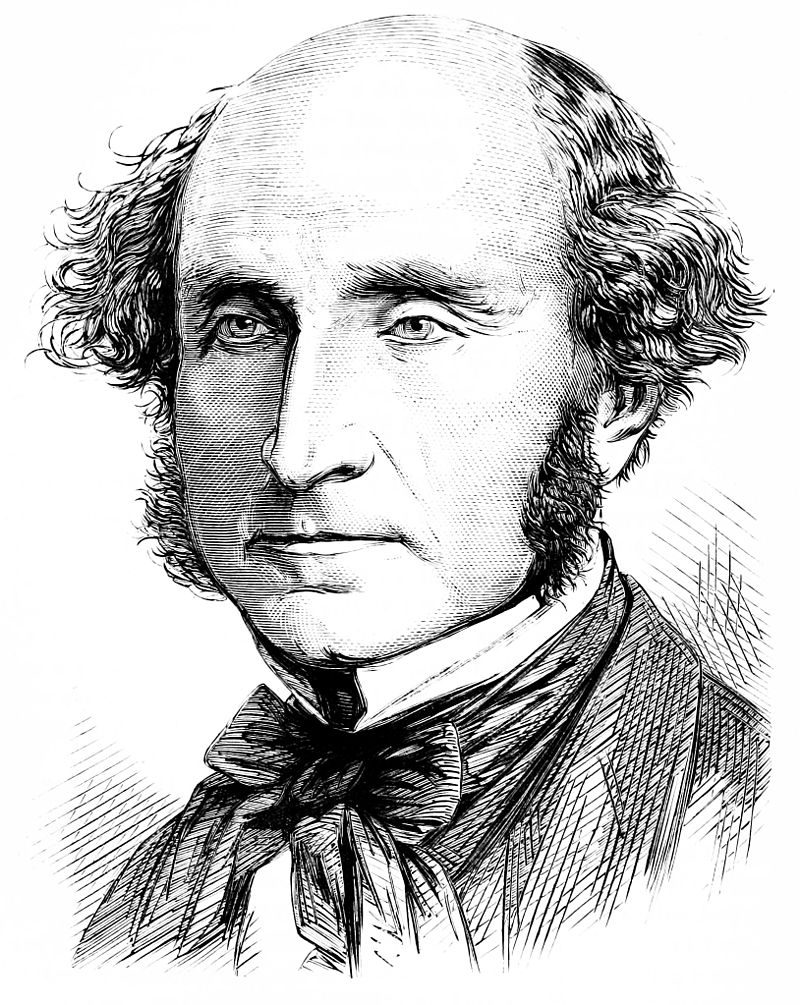 difference between jeremy bentham and john stuart mill