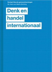 Denk en handel internationaal